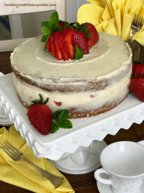 Lemon Pudding Cake 10