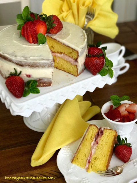 Lemon Pudding Cake 11
