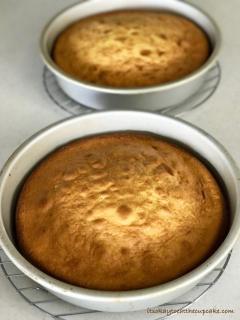 Lemon Pudding Cake 5