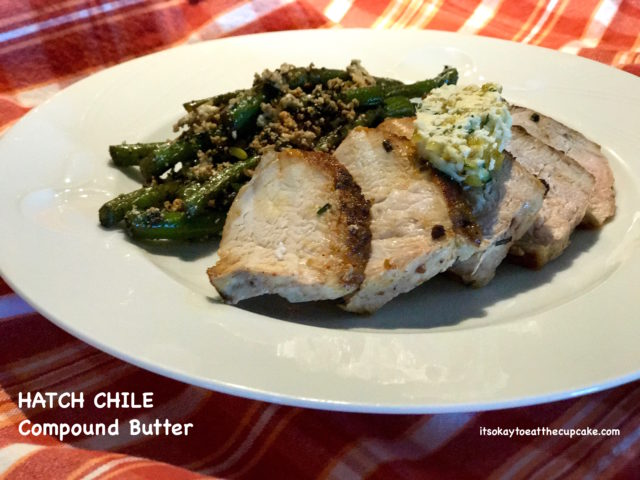 Hatch Chile Compound Butter 18