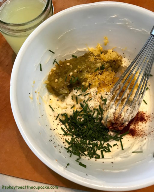 Hatch Chile Compound Butter 9