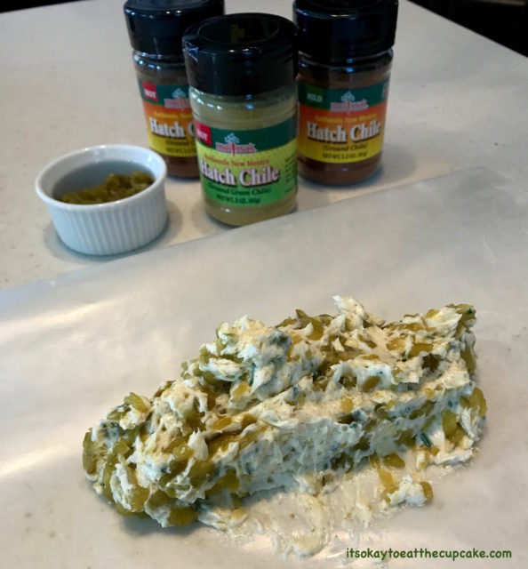 Hatch Chile Compound Butter 12