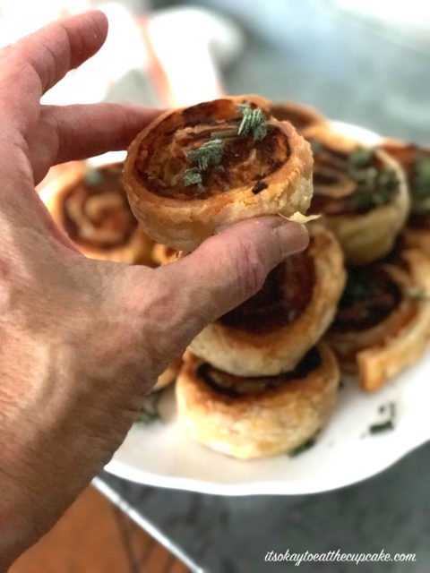 Sweet Potato Pinwheels 12