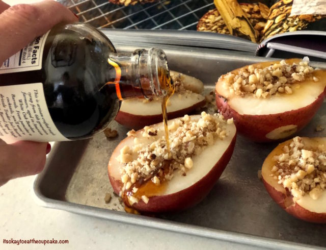 Maple Nutty Pears 11