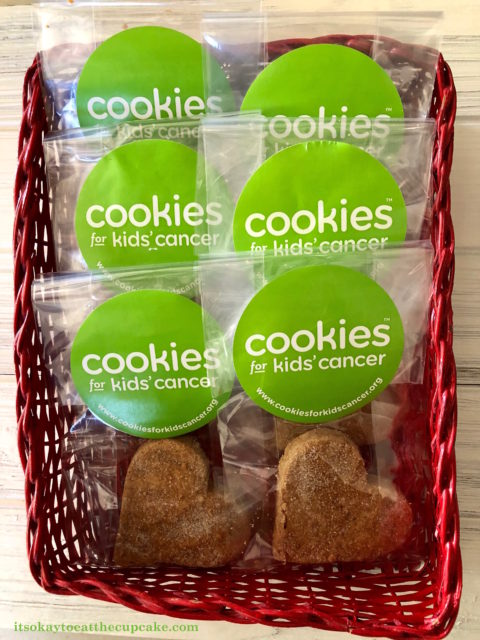 Cookies for Kids Cancer 4